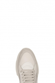 Copenhagen Studio's |  Leather sneakers CPH107 | off white  | Picture 5
