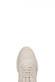 Copenhagen Studio's |  Leather sneakers CPH106 | off white  | Picture 5