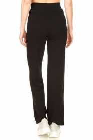 Lune Active |  Flared sports pants Forest | black  | Picture 5