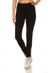 Lune Active |  Sports pants Moon | black  | Picture 2
