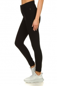 Lune Active |  Sports pants Moon | black  | Picture 4