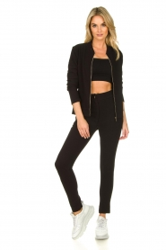 Lune Active |  Sports pants Moon | black  | Picture 3