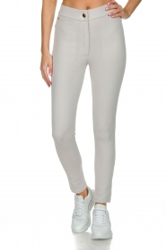 Lune Active |  Sports pants Moon | grey  | Picture 2