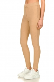 Lune Active |  Sports pants Moon | camel  | Picture 4