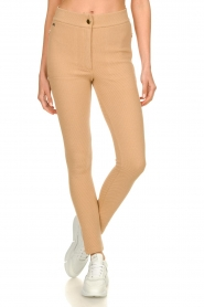 Lune Active |  Sports pants Moon | camel  | Picture 2