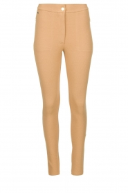 Lune Active |  Sports pants Moon | camel  | Picture 1