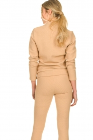 Lune Active |  Sports jacket Moon | camel  | Picture 5