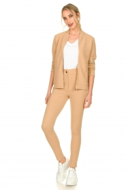 Lune Active |  Sports jacket Moon | camel  | Picture 8