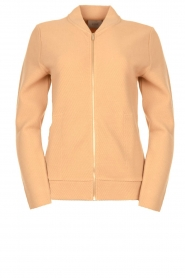 Lune Active |  Sports jacket Moon | camel  | Picture 1