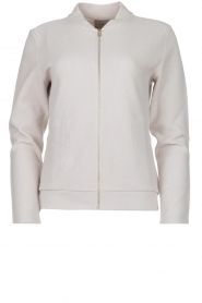 Lune Active |  Sports jacket Moon | grey  | Picture 1