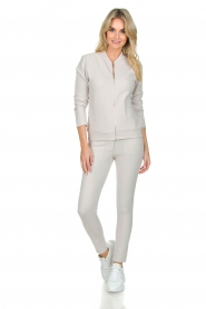 Lune Active |  Sports jacket Moon | grey  | Picture 3