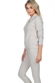 Lune Active |  Sports jacket Moon | grey  | Picture 4