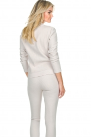 Lune Active |  Sports jacket Moon | grey  | Picture 5