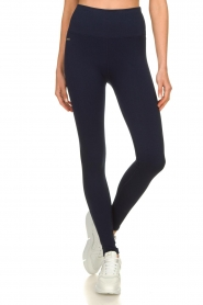 Lune Active |  Rib leggings Luna | blue  | Picture 2