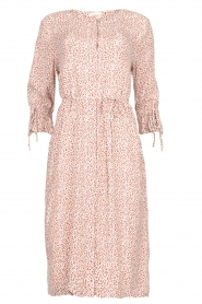 JC Sophie |  Printed dress Dahlia | pink  | Picture 1