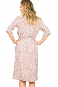 JC Sophie |  Printed dress Dahlia | pink  | Picture 6