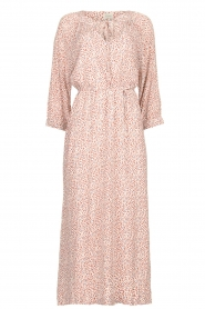 JC Sophie |  Printed maxi dress Dasia | pink  | Picture 1