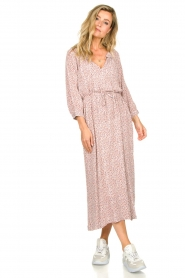 JC Sophie |  Printed maxi dress Dasia | pink  | Picture 3
