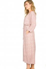 JC Sophie |  Printed maxi dress Dasia | pink  | Picture 5
