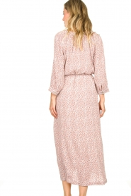 JC Sophie |  Printed maxi dress Dasia | pink  | Picture 6