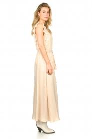 JC Sophie |  Belted maxi skirt Darlien | beige  | Picture 5