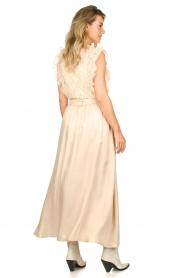 JC Sophie |  Belted maxi skirt Darlien | beige  | Picture 6
