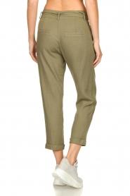 JC Sophie    Linen pants Debora   green    Picture 6