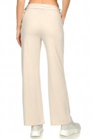 JC Sophie |  Modal pants with belt Dream | beige  | Picture 6