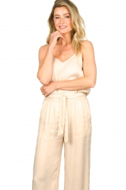JC Sophie |  Sleeveless top Darla | natural  | Picture 2