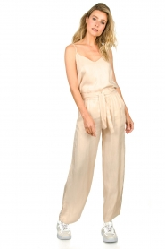JC Sophie |  Sleeveless top Darla | natural  | Picture 3