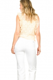 JC Sophie |  Lace top Denise | Beige  | Picture 6