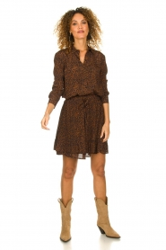 Toral : Western suede boots Bambi | brown - img2