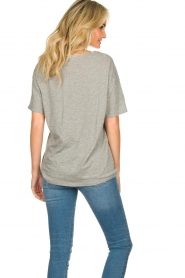 American Vintage |  Basic T-shirt Idolmint | grey  | Picture 6