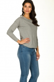 American Vintage |  Longsleeve top Sonoma | grey  | Picture 3