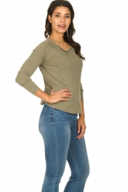 American Vintage |  Longsleeve top Sonoma | green  | Picture 3