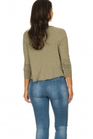 American Vintage |  Longsleeve top Sonoma | green  | Picture 4