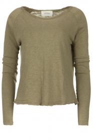 American Vintage |  Longsleeve top Sonoma | green  | Picture 1