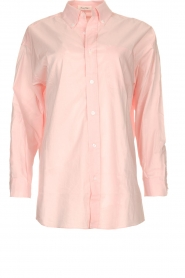 American Vintage |  Classic blouse Wild rose | pink  | Picture 1