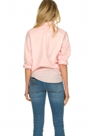 American Vintage |  Classic blouse Wild rose | pink  | Picture 6