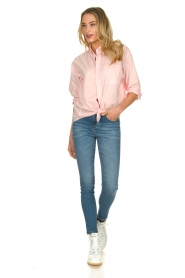 American Vintage |  Classic blouse Wild rose | pink  | Picture 3
