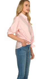 American Vintage |  Classic blouse Wild rose | pink  | Picture 5