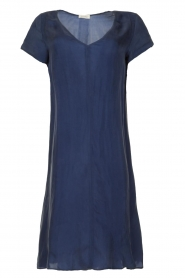 American Vintage |  Wide midi dress Hurricane | blue  | Picture 1