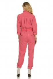 American Vintage    Denim boilersuit TIne   pink    Picture 4