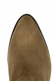 Catarina Martins |  Suede boot Aba | sand  | Picture 5