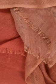 Moment by Moment |  Linen scarf Blue | pink  | Picture 3