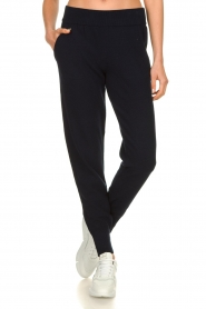 Lune Active |  Sports pants Olivia | blue  | Picture 2