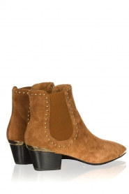 Sofie Schnoor |  Suede ankle boots Kristy | brown  | Picture 4