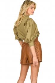 Antik Batik |  Popline blouse Malia   | Picture 6