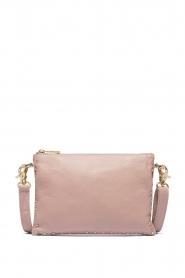 Depeche |  Leather shoulder bag Fine | pink  | Picture 1