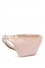 Depeche |  Leather fanny pack Lisanne | pink  | Picture 3